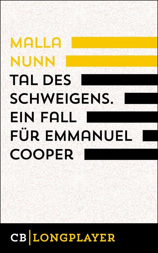 Tal des Schweigens. Ein Fall für Emmanuel Cooper als eBook