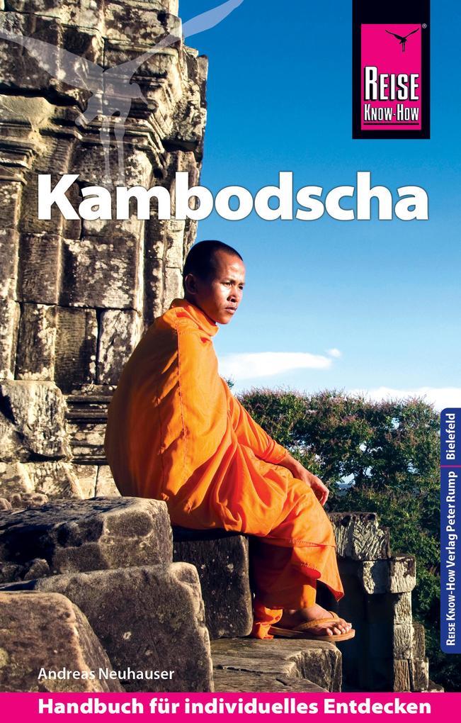 Reise Know-How Reiseführer Kambodscha als eBook