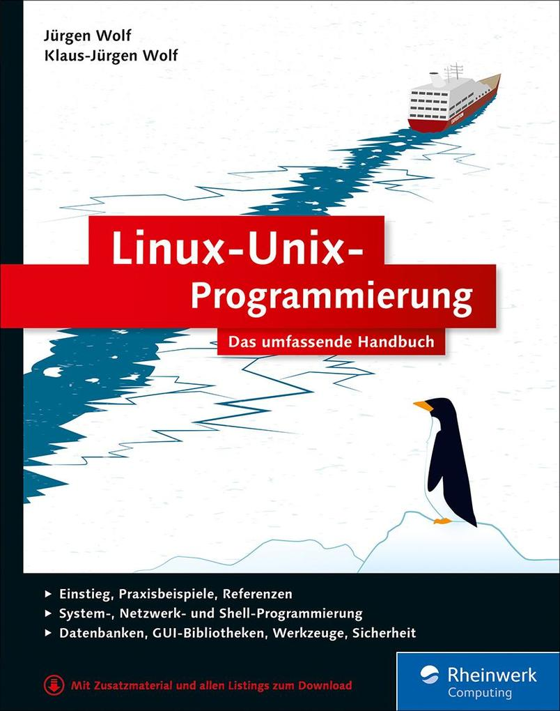 Linux-Unix-Programmierung als eBook