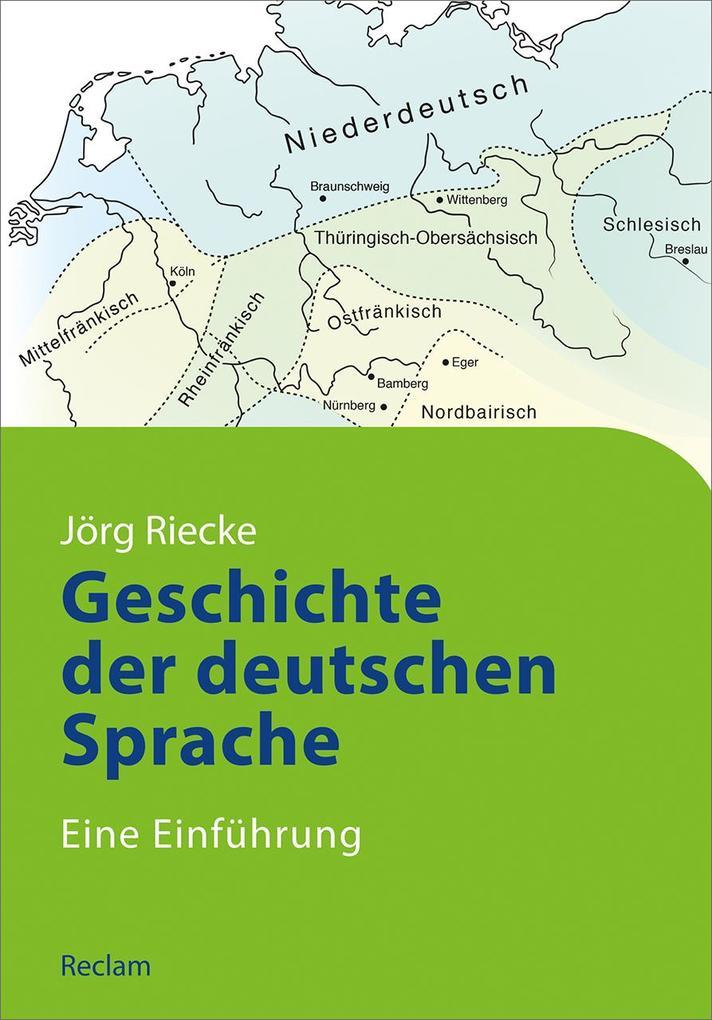 Geschichte der deutschen Sprache als Buch