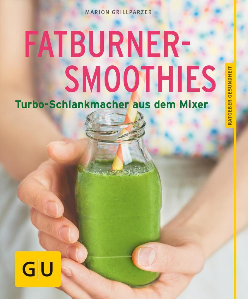 Fatburner-Smoothies als eBook
