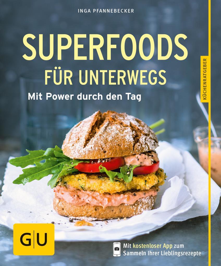 Superfoods für unterwegs als eBook