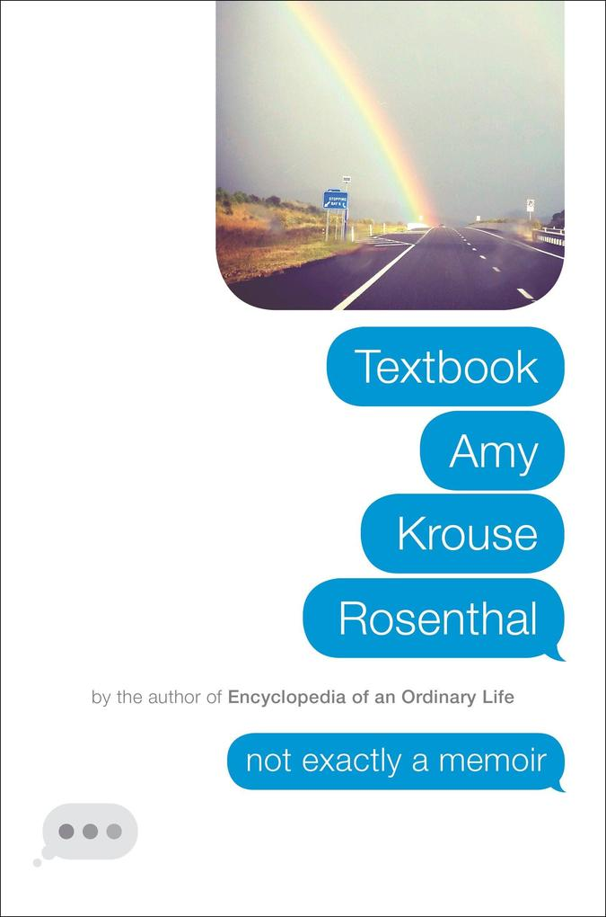 Textbook Amy Krouse Rosenthal als Buch von Amy Krouse Rosenthal