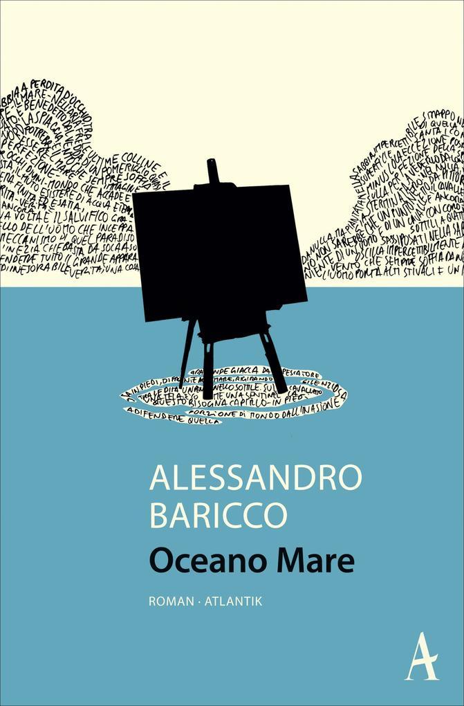 Oceano Mare als Buch