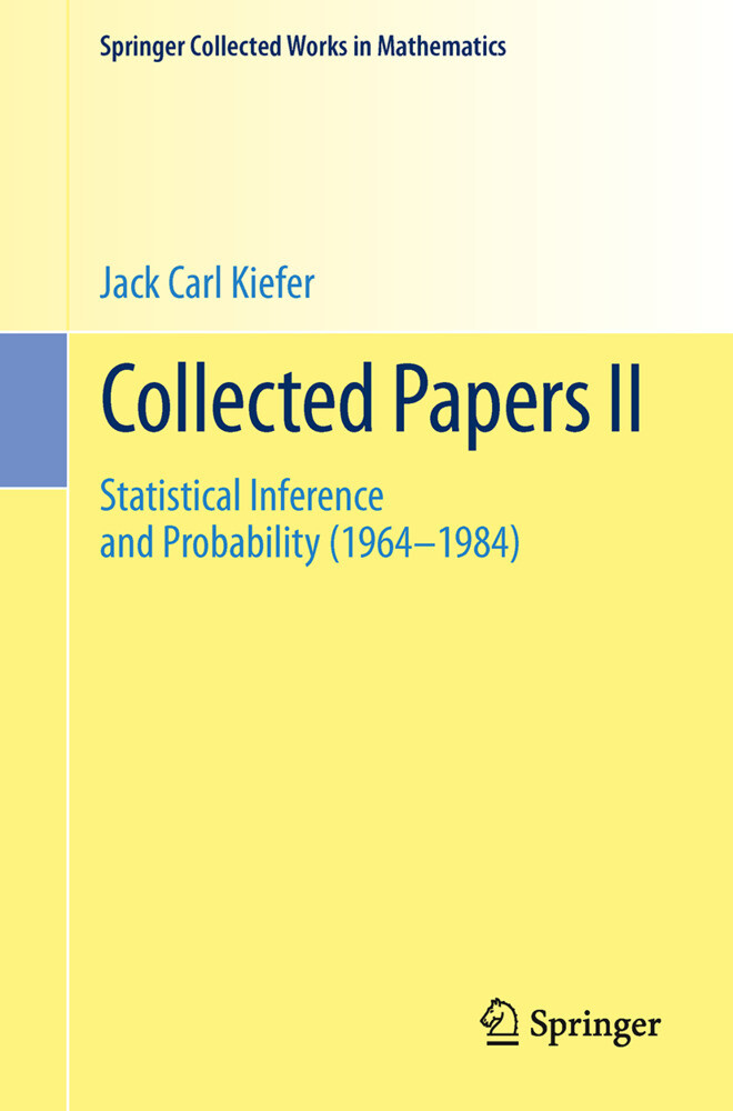 Collected Papers II als Buch