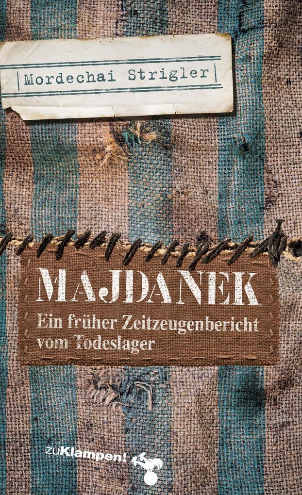 Majdanek als Buch (kartoniert)