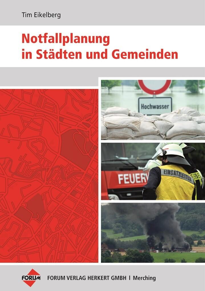 Notfallplanung in Städten und Gemeinden als eBook