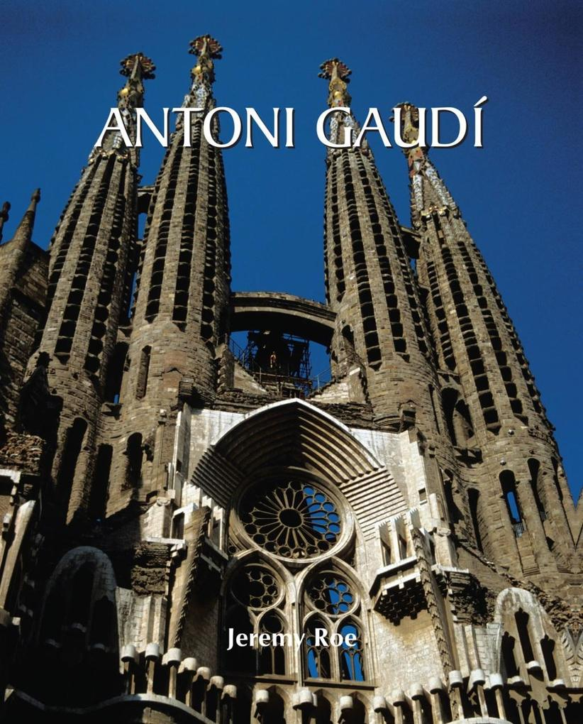 Antoni Gaudí als eBook