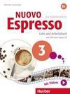 Nuovo Espresso 3. Lehr- und Arbeitsbuch mit DVD und Audio-CD