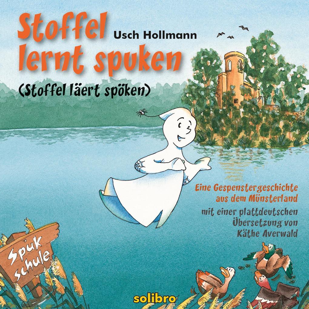 Stoffel lernt spuken/Stoffel läert spöken als eBook