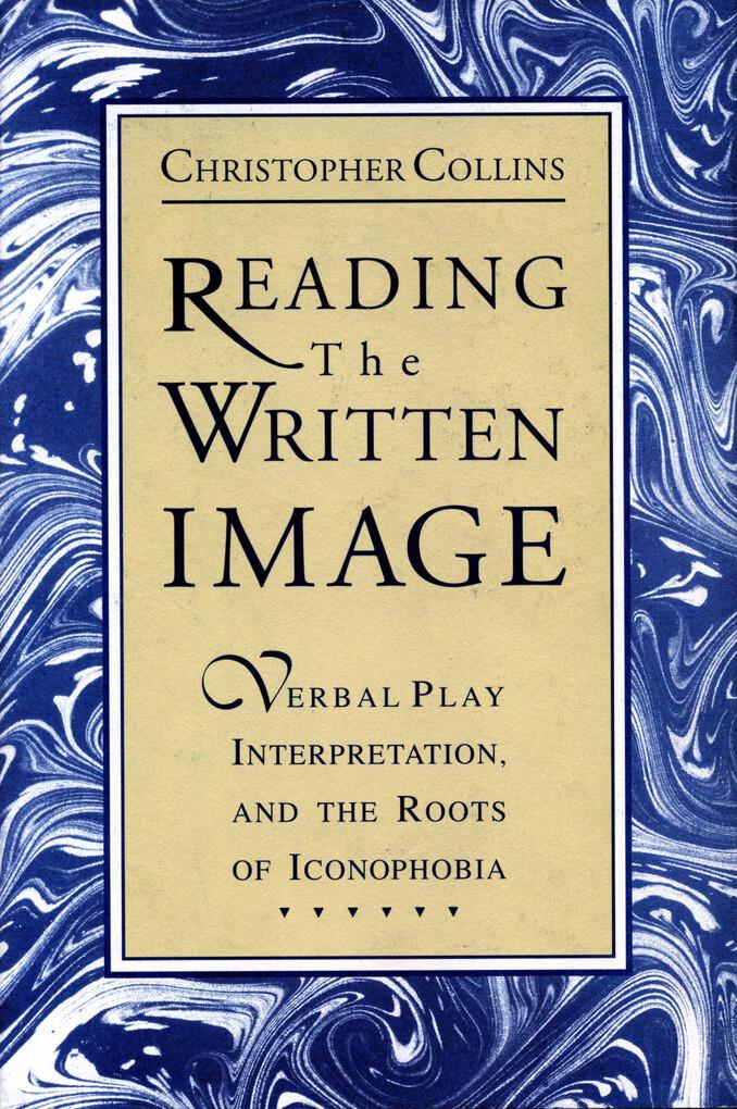 Reading the Written Image als eBook von Christo...