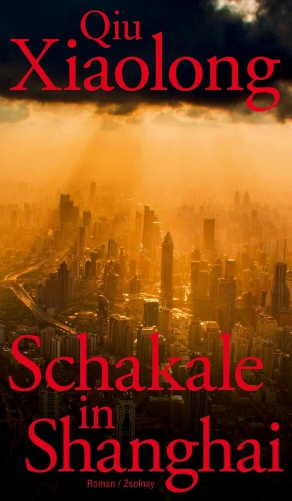 Schakale in Shanghai als Buch