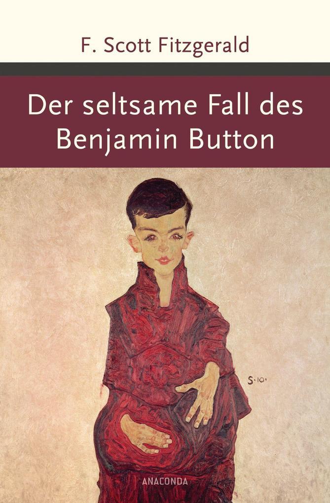 Der seltsame Fall des Benjamin Button als Buch