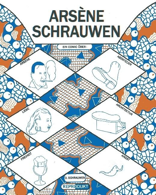 Arsène Schrauwen als Buch