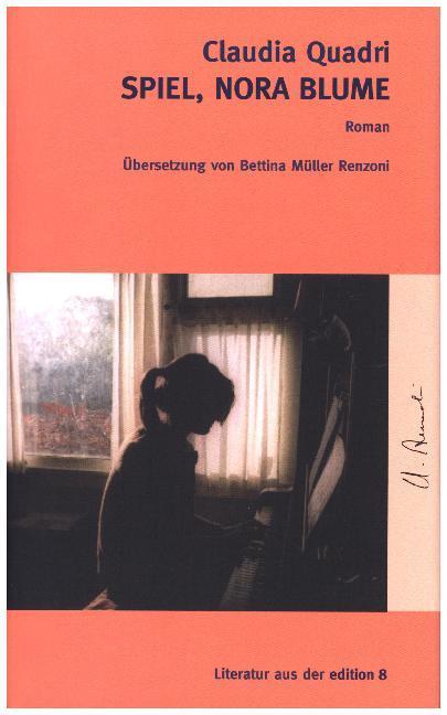 Spiel, Nora Blume als Buch von Claudia Quadri