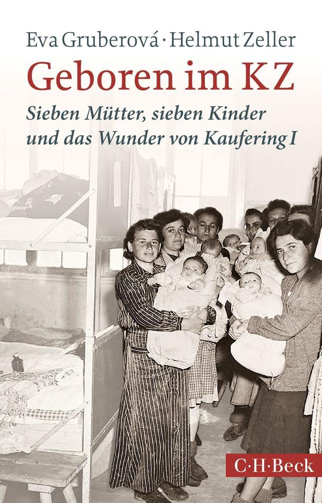 Geboren im KZ als Taschenbuch