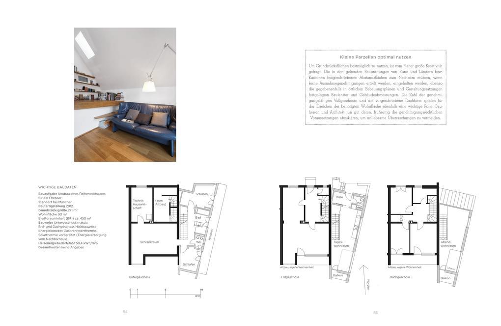 Kleine Häuser Unter 100 Quadratmeter Buch Thomas Drexel