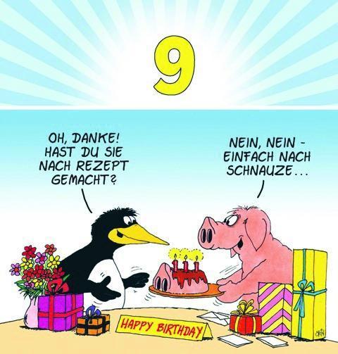 Countdown Kalender Geburtstag Kalender Uli Stein