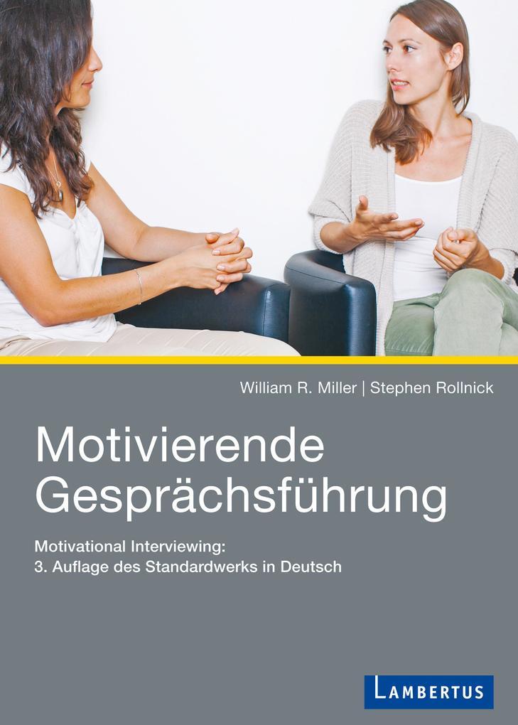 Motivierende Gesprächsführung als eBook