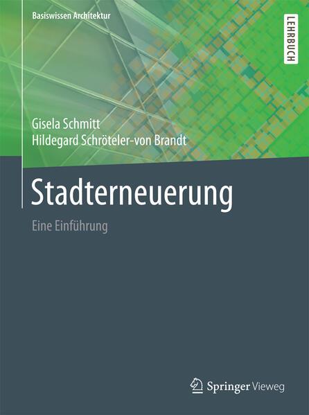Stadterneuerung als Buch (gebunden)