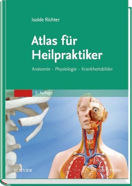 Atlas für Heilpraktiker als Buch