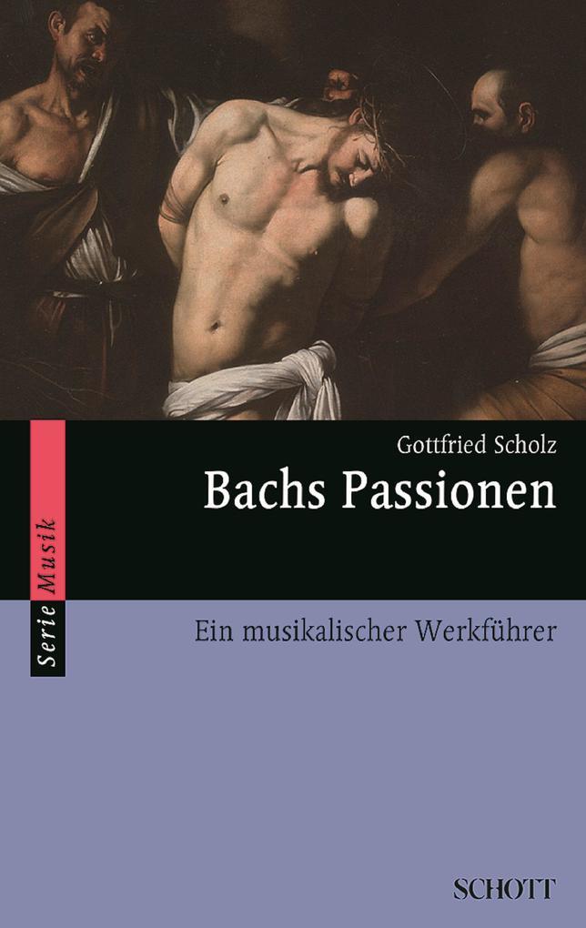 Bachs Passionen als eBook