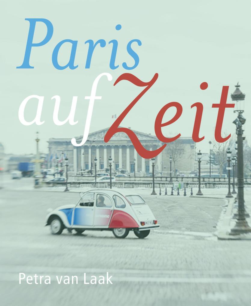 Paris auf Zeit als eBook
