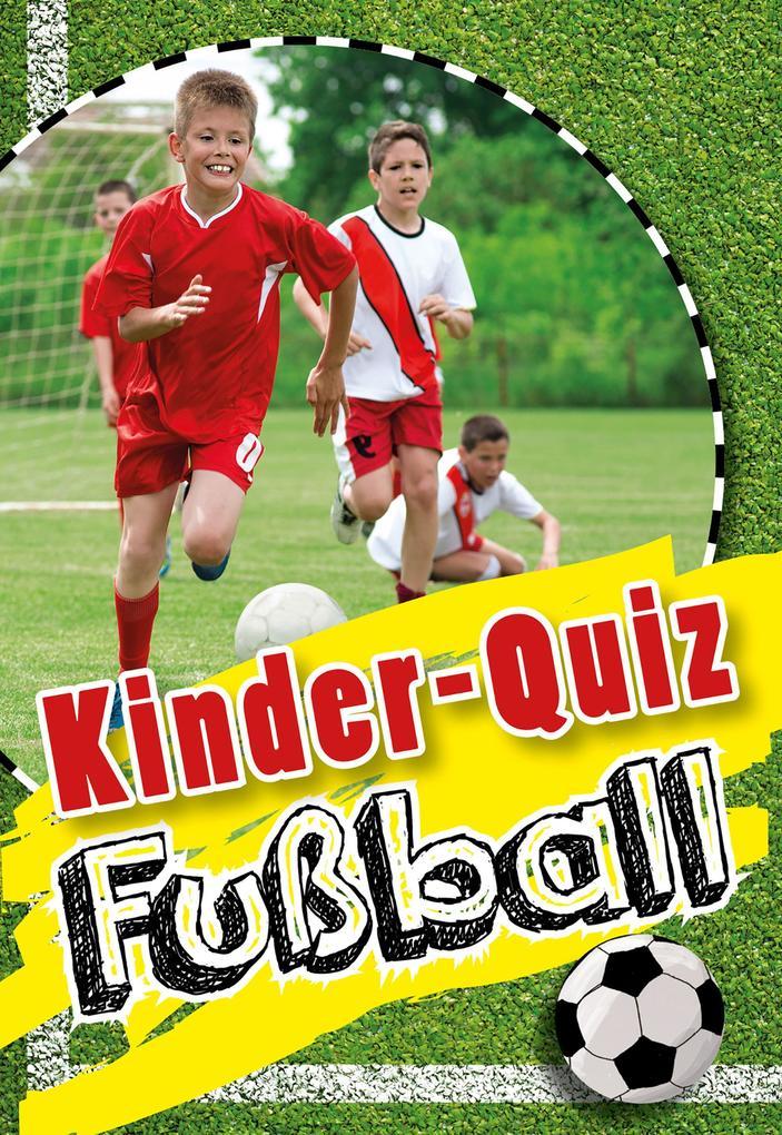 Kinder-Quiz Fußball als eBook
