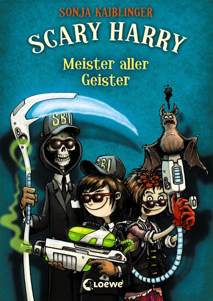 Scary Harry 3 - Meister aller Geister als eBook