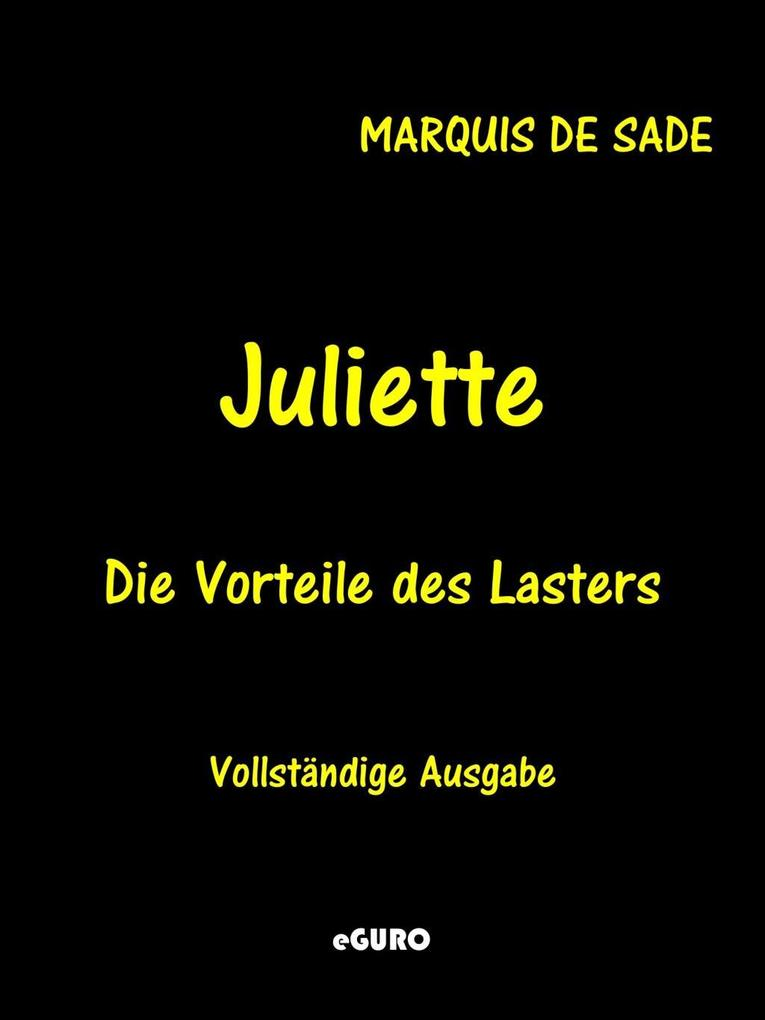 Juliette als eBook