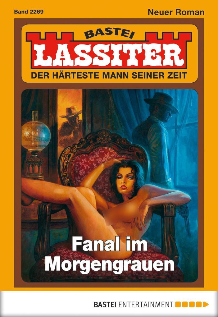 Lassiter - Folge 2269 als eBook von Jack Slade