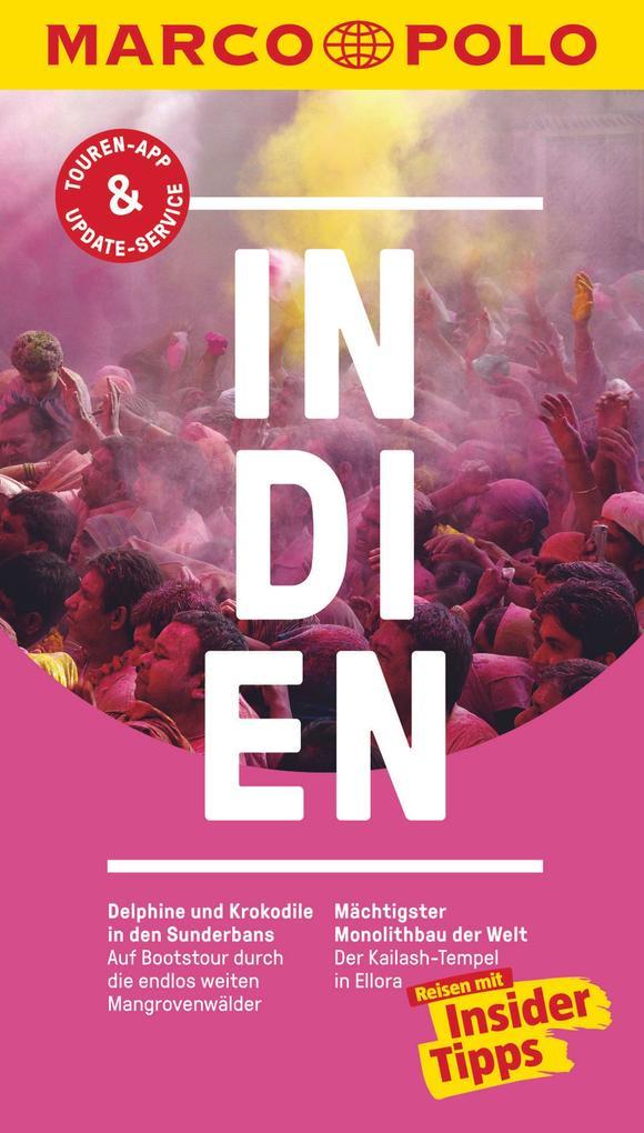 MARCO POLO Reiseführer Indien als Buch