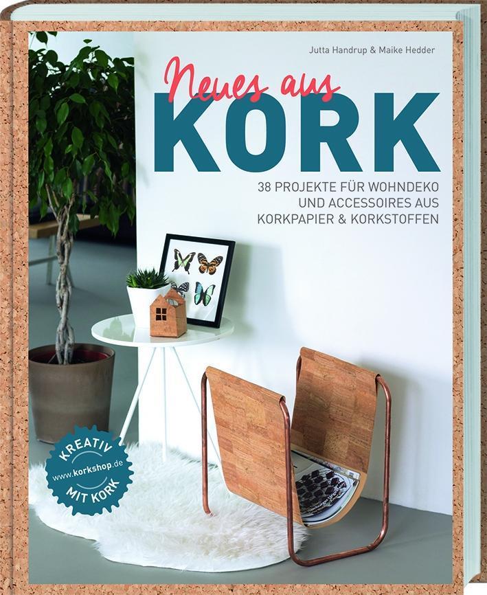 Neues aus Kork als Buch