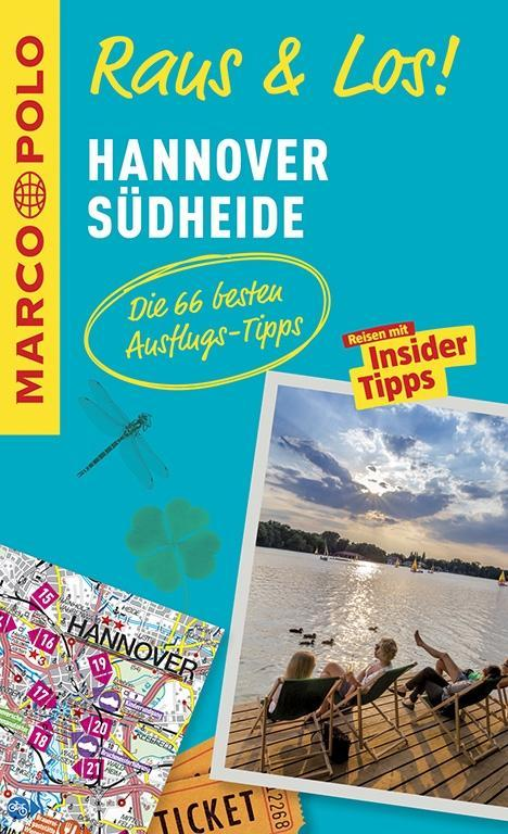 MARCO POLO Raus & Los! Hannover, Südheide als Buch