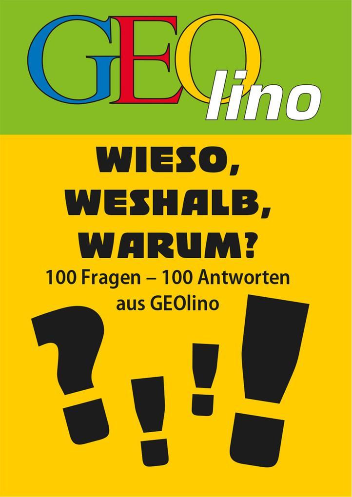 GEOlino - Wieso, weshalb, warum? als eBook