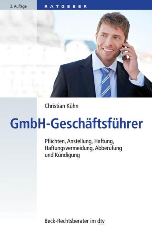 GmbH-Geschäftsführer als eBook
