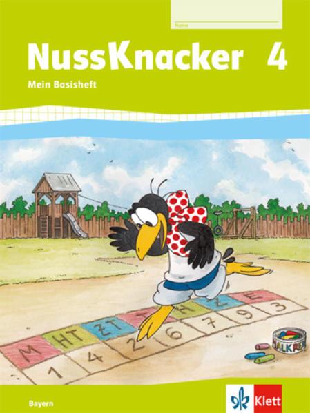 Der Nussknacker. Mein Basisheft 4. Schuljahr. Ausgabe für Bayern