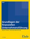 Grundlagen der finanziellen Unternehmensführung, Band II