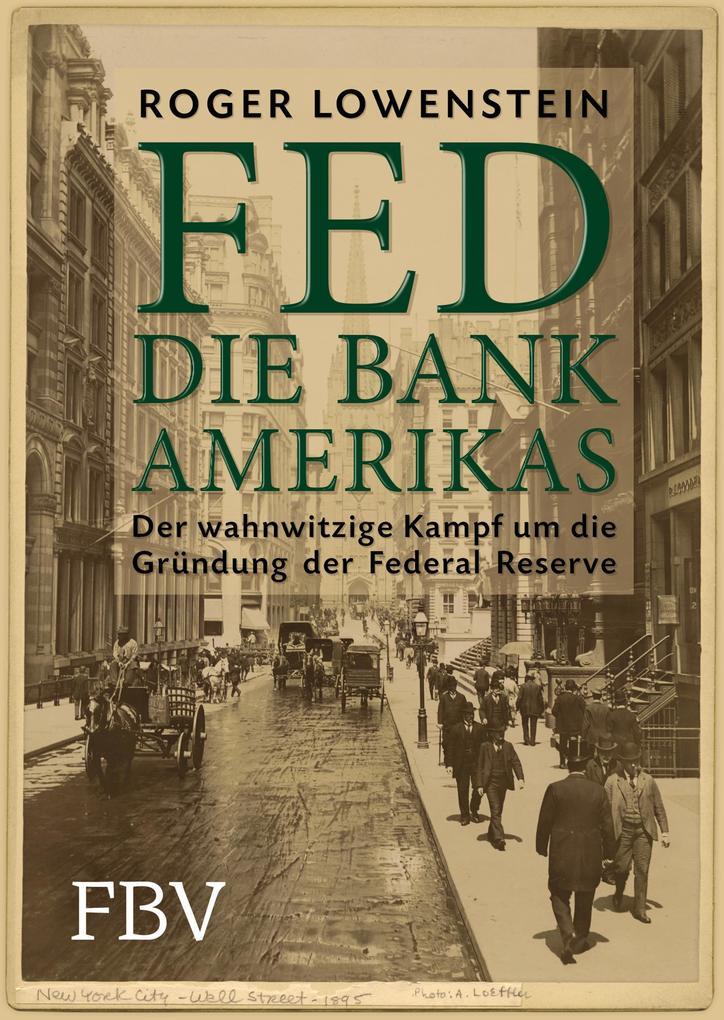 FED - Die Bank Amerikas als Buch