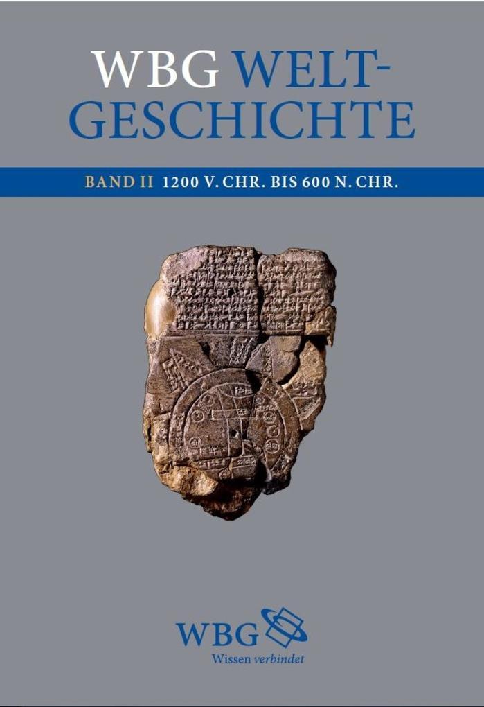 wbg Weltgeschichte Bd. II als eBook epub