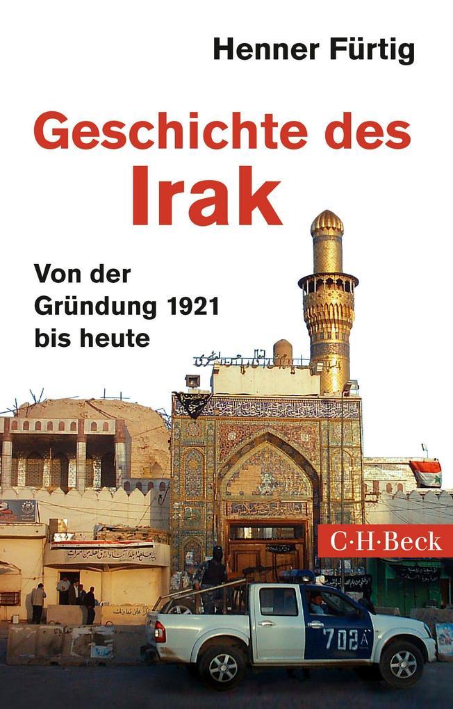 Geschichte des Irak als Taschenbuch