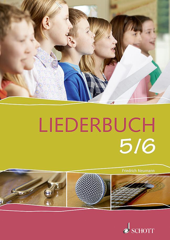 Liederbuch 5/6