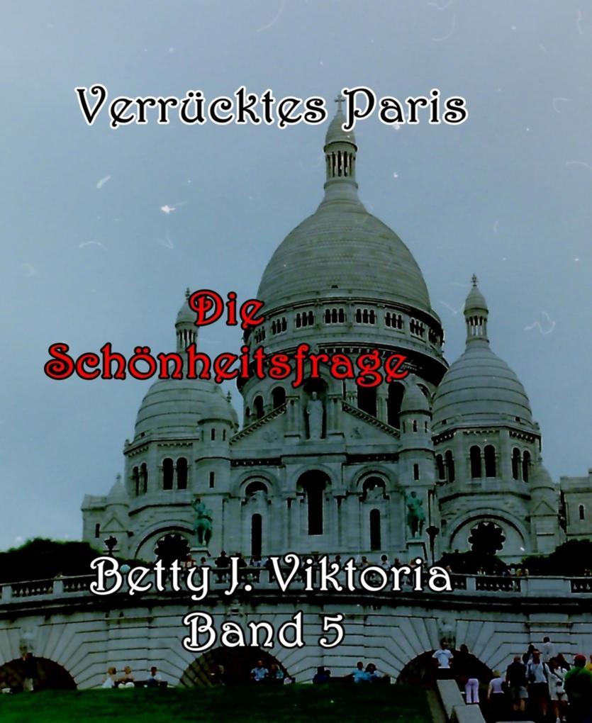 Verrücktes Paris Band 5 als eBook
