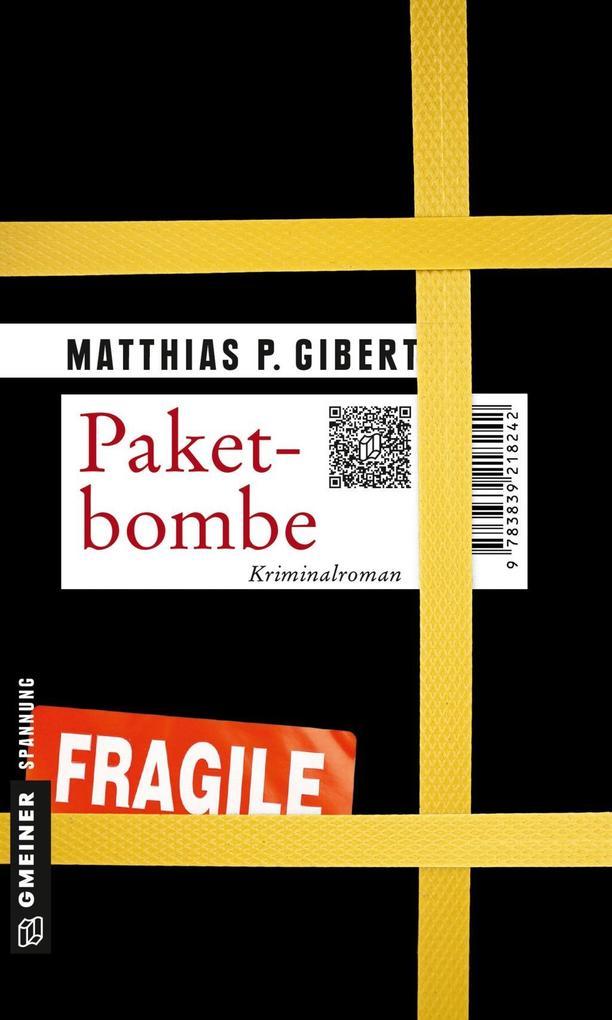 Paketbombe als eBook epub