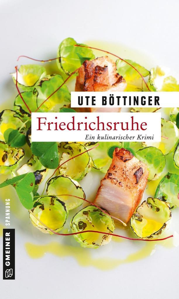 Friedrichsruhe als eBook