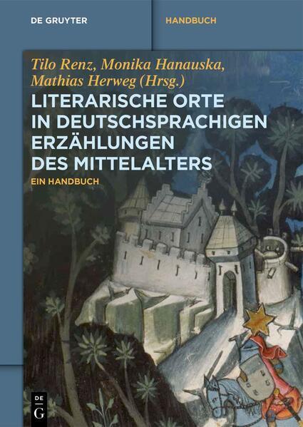 Literarische Orte in deutschsprachigen Erzählungen des Mittelalters als Buch