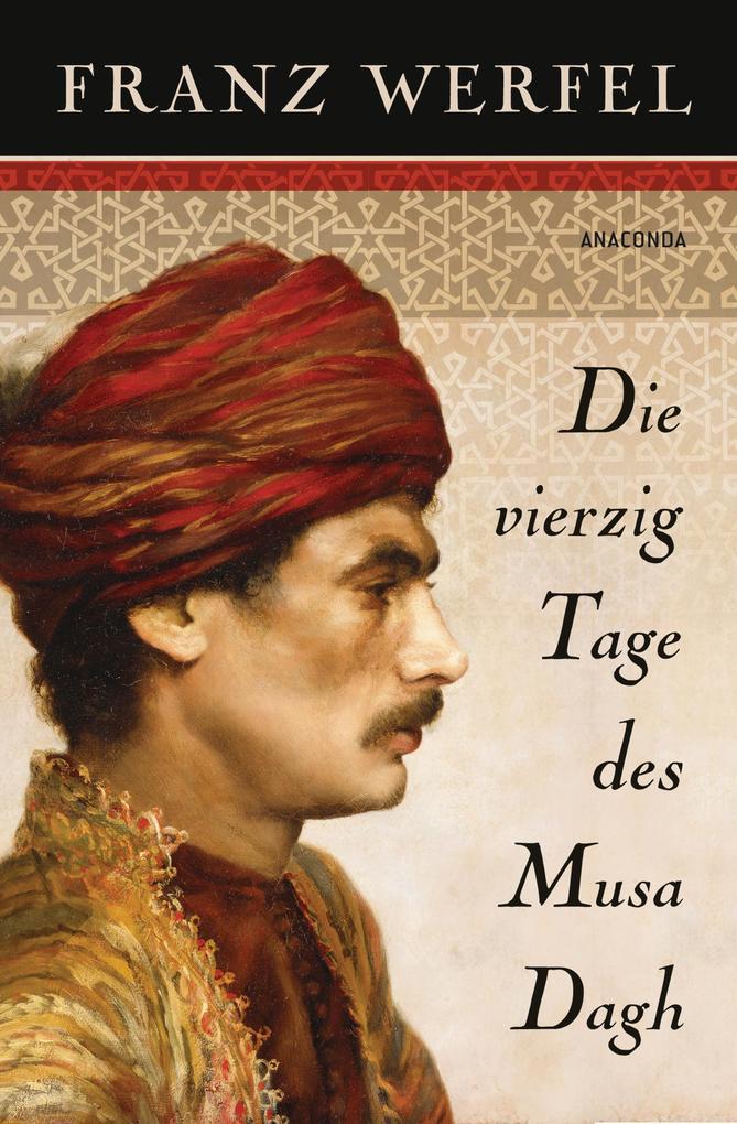 Die vierzig Tage des Musa Dagh als Buch (gebunden)