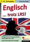 Englisch lernen trotz LRS