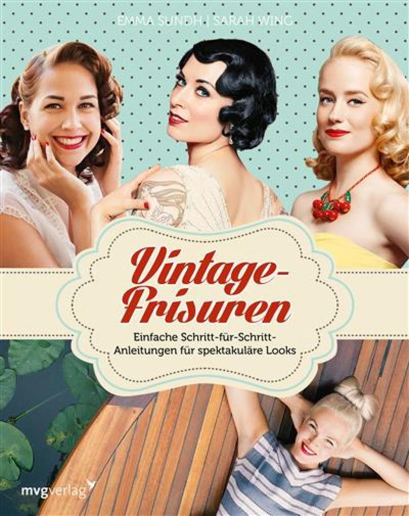 Vintage-Frisuren als eBook