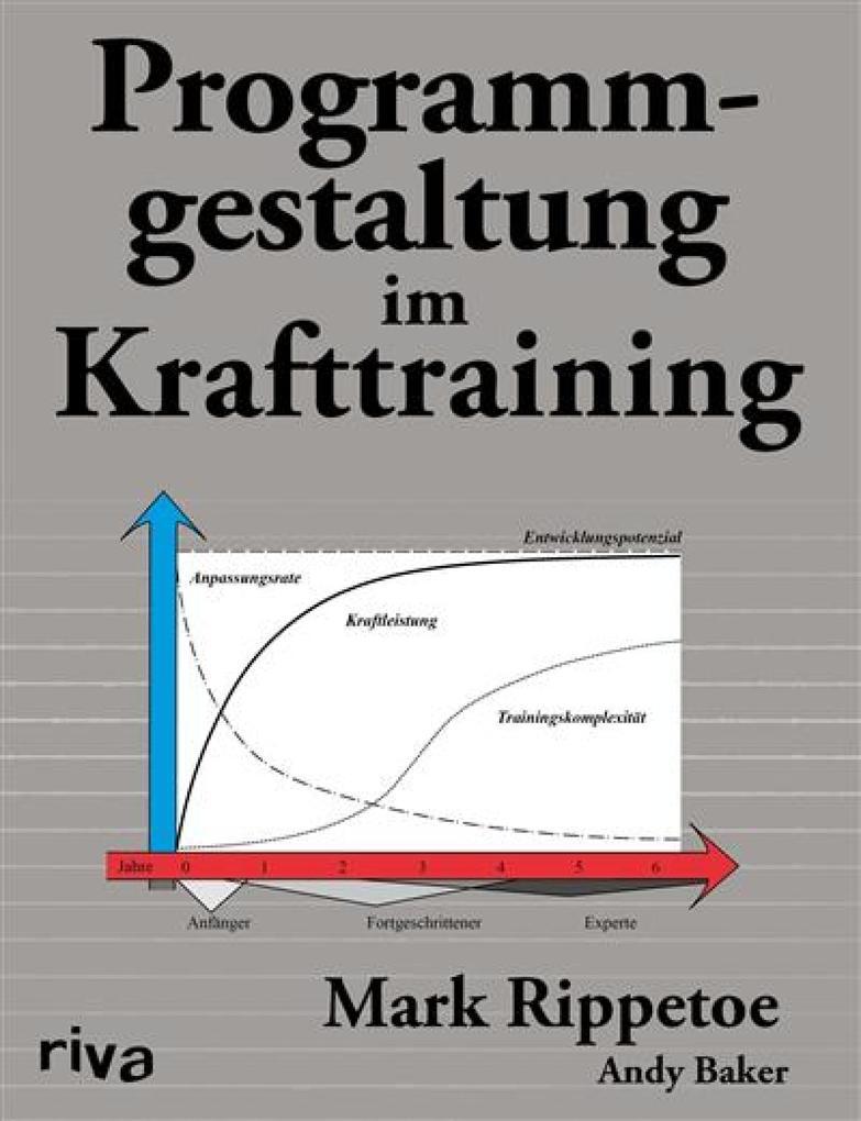 Programmgestaltung im Krafttraining als eBook epub